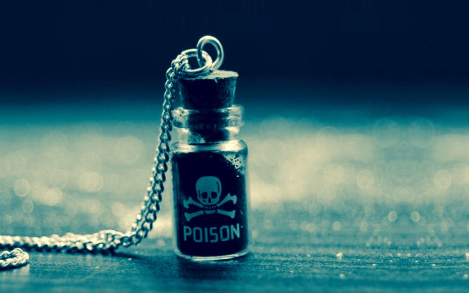 Cos'hanno in comune la rabbia e il veleno?