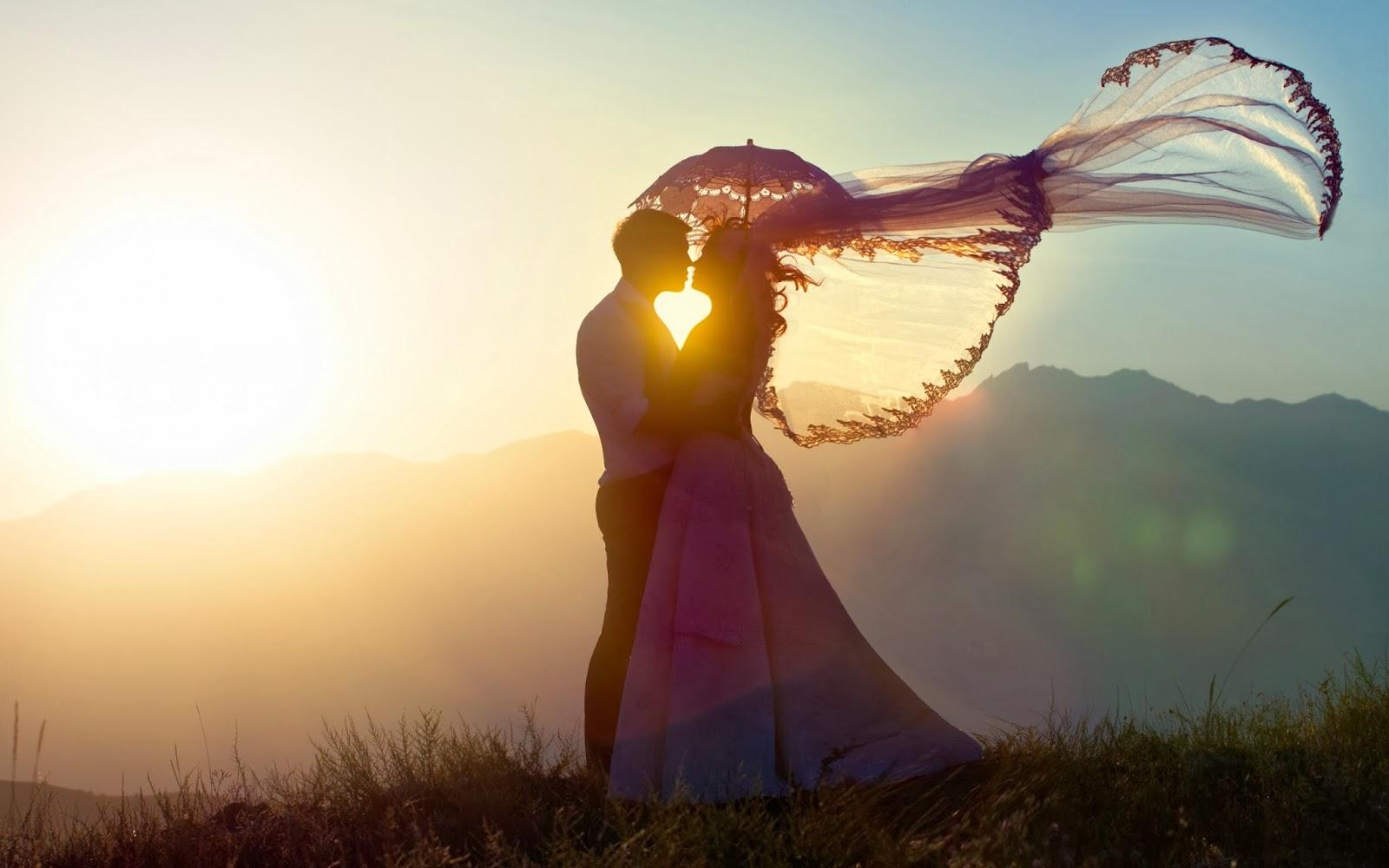 Non puoi amare solo quando fuori c'è il sole!