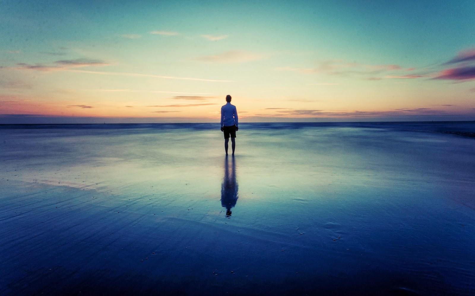 Il silenzio non è vuoto. Il silenzio è pieno di risposte!
