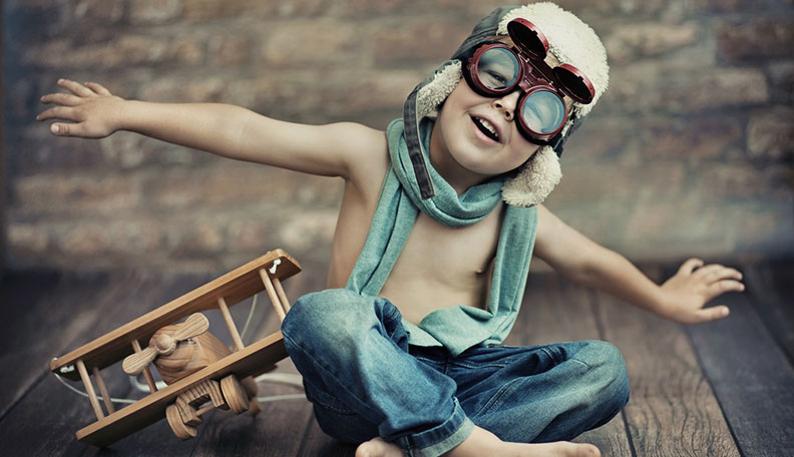 Stai vivendo la vita che sognavi da bambina?